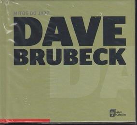 Cd - Dave Brubeck - Coleção Abril Mitos Do Jazz