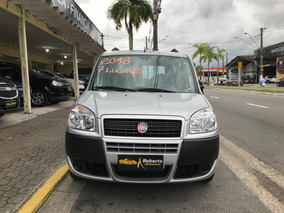 Fiat Doblo Essence 1.8 Flex 7lugares.sem Entrada!!!