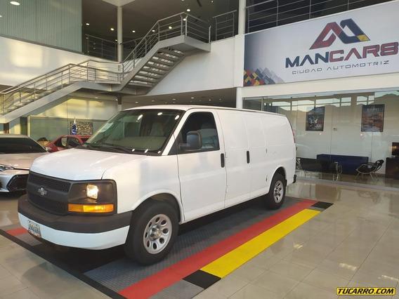 Chevrolet Van Express Vans
