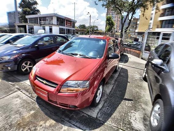 Chevrolet Aveo Sedán 2013
