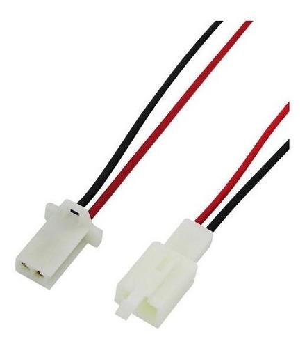 Imagen 1 de 1 de Jd28050-2p Conector Automotriz 2p Con Cable Eléctrico