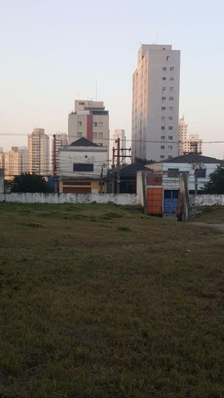 Terreno Residencial À Venda, Mooca, São Paulo. - Te0111