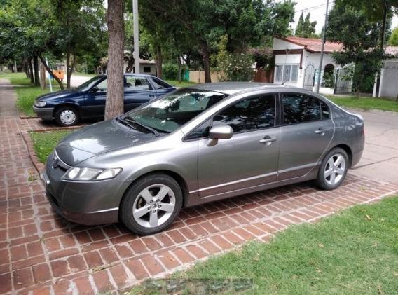 Honda Civic 1.8lxs Mt