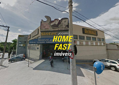 Prédio Comercial Para Locação, Jardim Vila Galvão, Guarulhos. - Pr0021