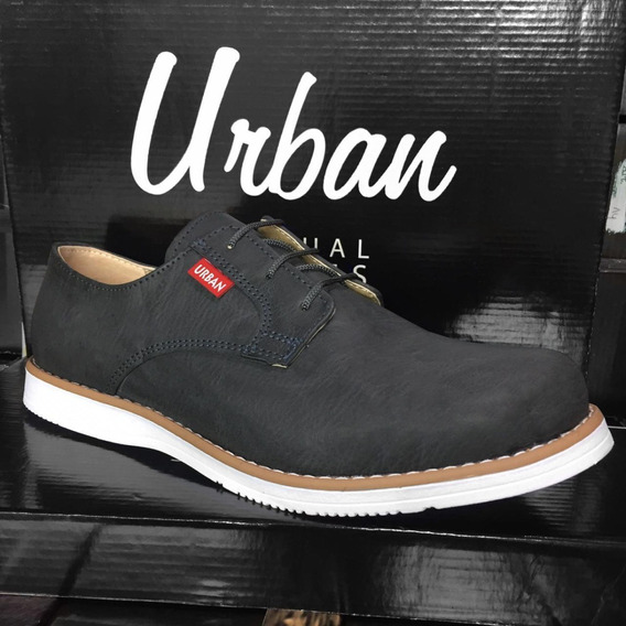 Zapatos Urbanos - Urban Casual Shoes - Hombre