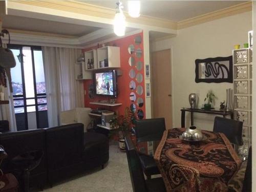 Apartamento Para Venda Em Osasco, Jardim Sindona, 3 Dormitórios, 1 Banheiro, 1 Vaga - 7266_2-499145