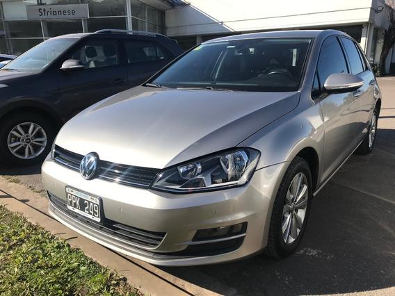 Volkswagen Golf Comfortline Cuero Turbo Tsi No Hig #mkt11026