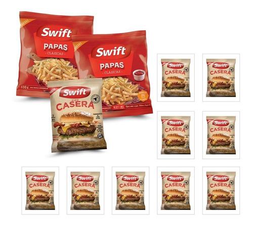 Bien Casero - Casera Y Papas Swift - Pack Individuales