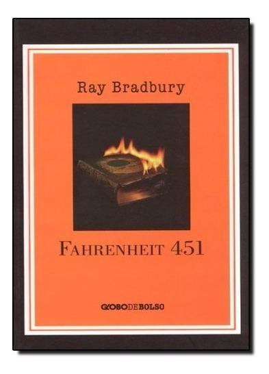 Livro Fahrenheit 451 Ray Bradbury
