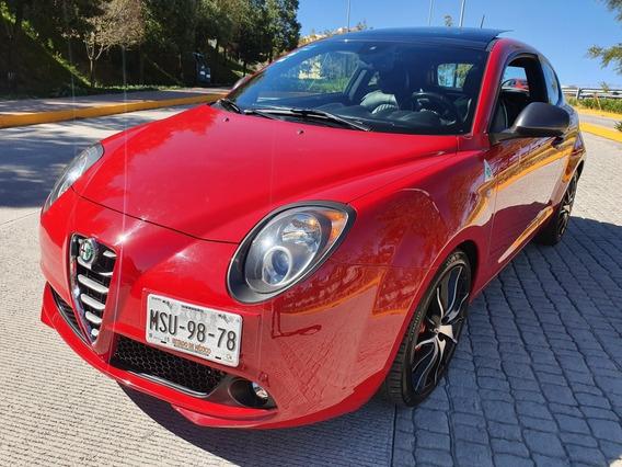 Alfa Romeo Mito 1.4 Progression Luxury Mt 2015