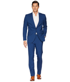 Terno Hombre Kenneth Cole Slim Fit Stretch Performance 32 F