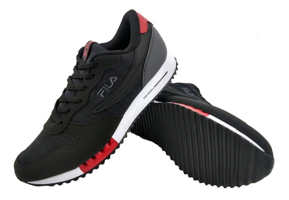 Zapatillas Fila Euro Jogger Sport Running 802947 Empo2000