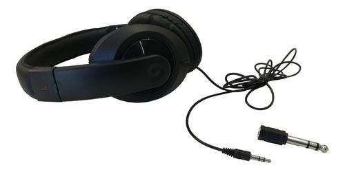 Imagen 1 de 10 de Auriculares Profesionales Vincha Over Ear Meike Mkh722 Cuota