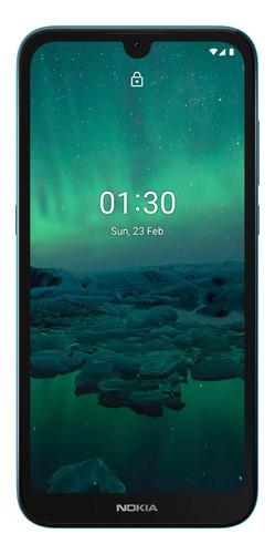 Nokia 1.3 16 GB cian 1 GB RAM