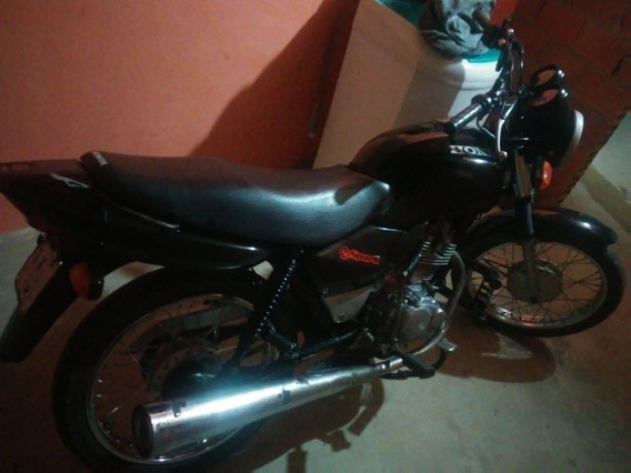 Honda Fan 125 Ano 2007