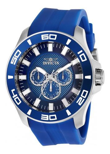 Reloj Invicta 28003 Azul Hombres