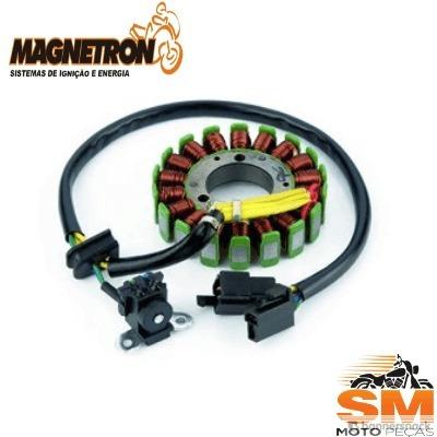 Estator Completo Suzuki Yes125/intruder125/stx200 Magnetron
