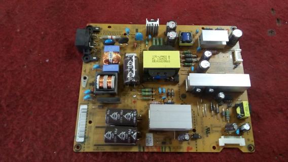Placa Da Fonte Tv Lg Led Modelo 39ln5400