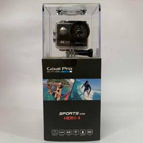 Câmera Goal Pro Hero 4 Black Wi-fi Microfone