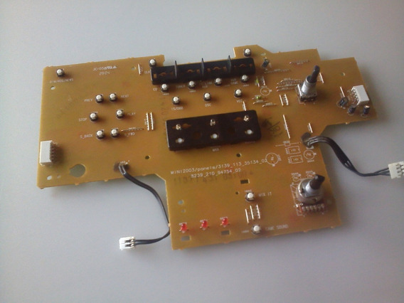 Placa Frontal Sistem Philips Fwc779