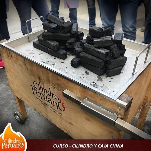 Cilindro Peruano - Caja China Grande