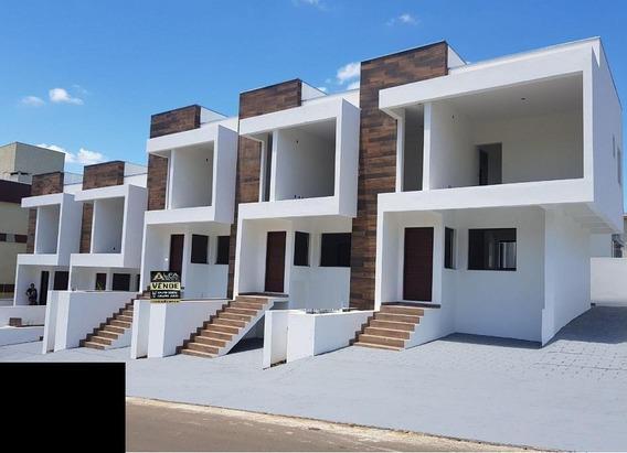 Casa / Sobrado Com 03 Dormitório(s) Localizado(a) No Bairro Renascença Em Gravatai / Gravatai - 1043