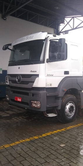 Mercedes Benz Axor 3344 6x4