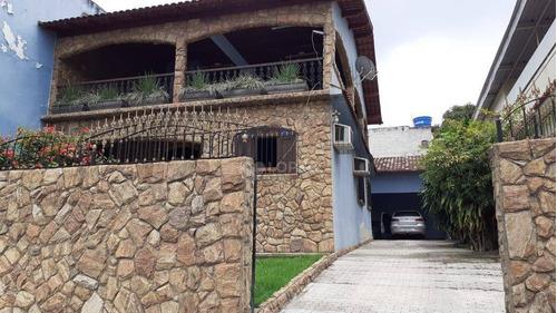 Imagem 1 de 10 de Casa Com 3 Quartos, 145 M² Por R$ 590.000 - Nova Cidade - São Gonçalo/rj - Ca20910