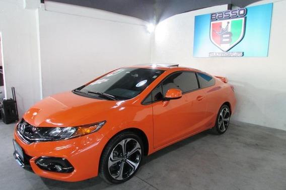 Honda Civic Si 2014 2.4 16v Gasolina 2p Manual