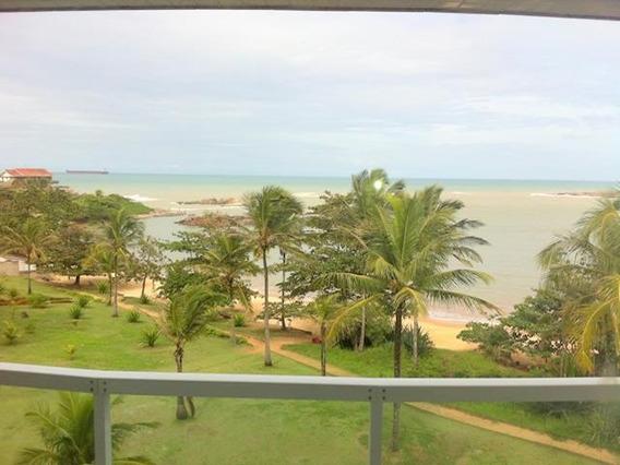 Apartamento Em Enseada Azul, Guarapari/es De 141m² 3 Quartos Para Locação R$ 1.100,00/dia - Ap313367