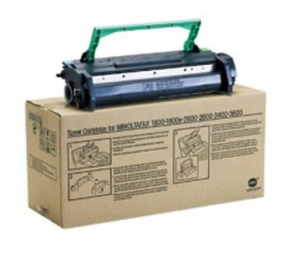 Konica Minolta Toner Preto Para Fax 1600/2600/2800/3800