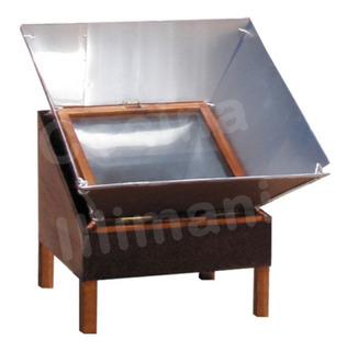 Cocina Horno Solar Cocción Ecológica Alimentos Deshidratador