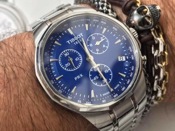 Tissot 1853 Chronograph T077417a Wr100m Sapphire Quartz Swis