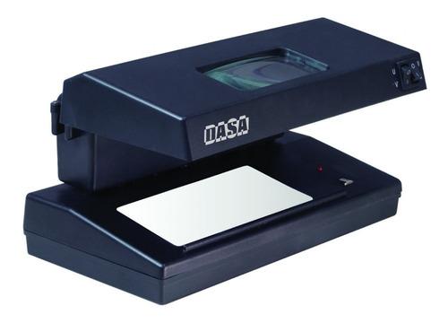 Imagen 1 de 4 de Detector Portatil Billetes Dinero Uv Falsos Dasa Db 9w Prof.