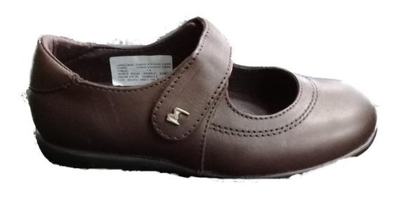 Zapatos Colegiales Marcel Cuero Art. 310
