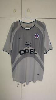 Camisa Paris Saint Germain - Tam. Xl - 2001/02 - Linda!!!