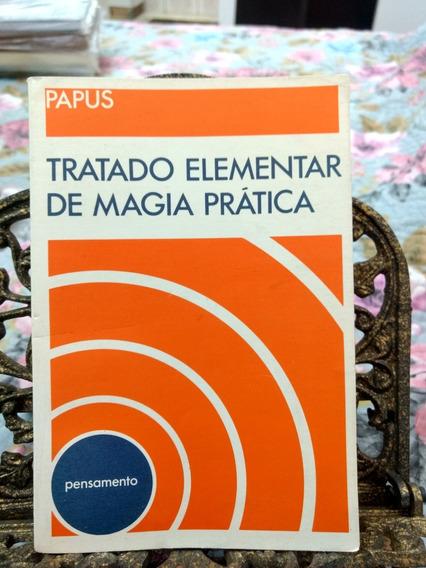 Livro Tratado Elementar Da Magia Pratica