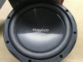 Alto Falante 12 - Subwoofer (400w Rms) 4ohms - Kenwood