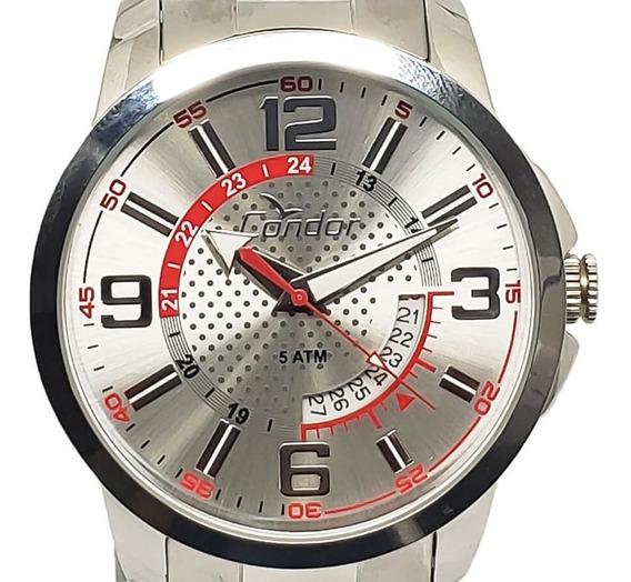 Relógio Masculino Condor Co2115vc/3k Original Nf-e