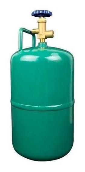 Cilindro Recarregável De Gás Refrigerante 2kg Suryha