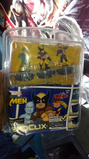 Heroclix Marvel Wolverine And The X-men Tapapp Con Envío
