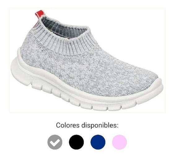 Zapatillas Elastizadas Unisex Del 17 Al 26