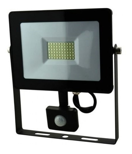 Foco Reflector Led 20w C/sensor Movimiento Ip65 - Ynter