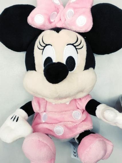 Pelúcia Minnie Oficial Nova( Etiqueta Soltou)