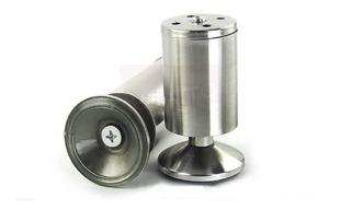 Esatto® Set 4 Patas De Acero Inoxi Ajustables H10 Cms He-005