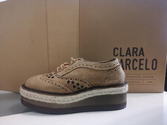Zapatos Clara Barcelo 2 Usadas