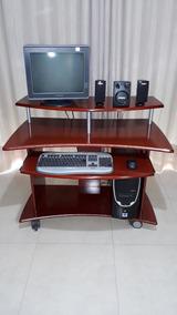 Computador Processador Amd Sempron 2gb Ram