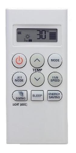 Control Remoto Ar855 Aire Acondicionado LG