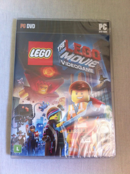 The Lego Movie Videogame Para Pc