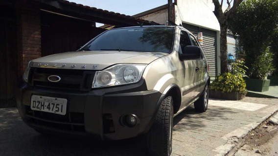Ecosport Xls 1.6 Flex Cambio Manual